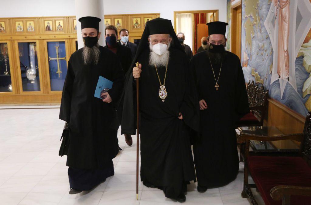 Εκκλησία της Ελλάδος: Παρουσίασε το επετειακό μετάλλιο για τα 200 χρόνια από την επανάσταση του 1821