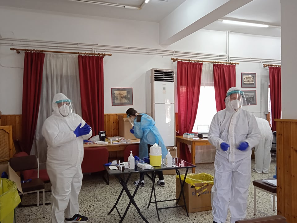 Δήμος Δεσκάτης: Δωρεάν μαζικός δειγματοληπτικός έλεγχος ταχείας ανίχνευσης αντιγόνου και αντισωμάτων Covid-19