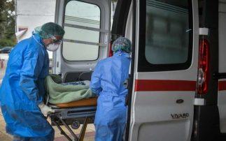 Κορωνοϊός: 884 νέα κρούσματα, 326 διασωληνωμένοι, 25 θάνατοι