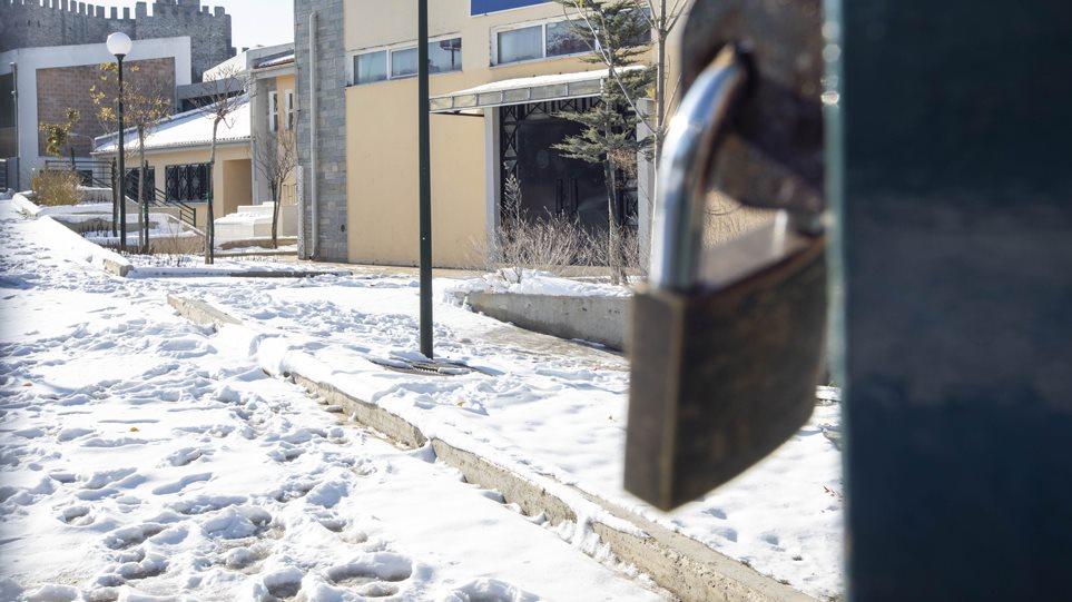 Κλειστές όλες οι σχολικές μονάδες στο δήμο Βοΐου