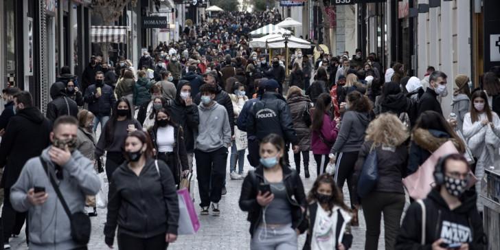 Έκρηξη κρουσμάτων περιμένουν οι ειδικοί – Σκέψεις για ολικό lockdown ελέω μεταλλάξεων και τρίτου κύματος