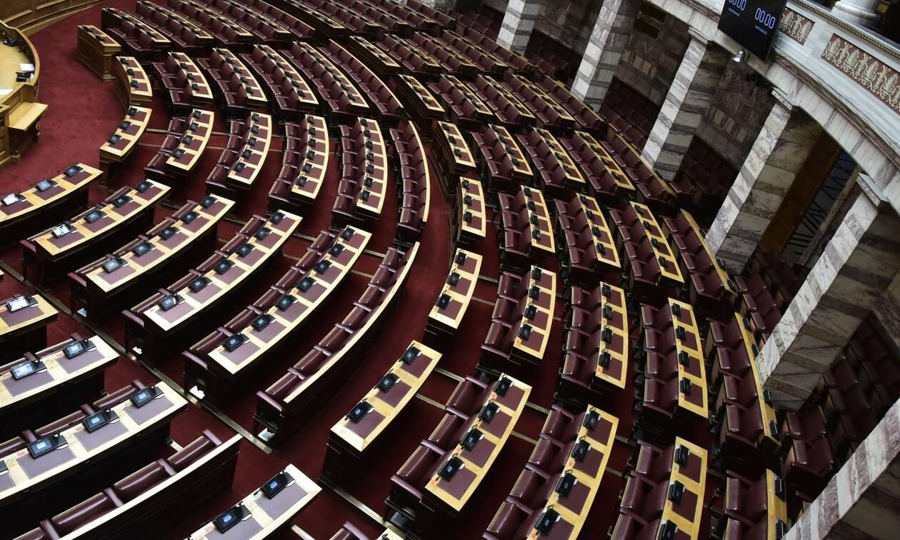 Lockdown: Πώς θα λειτουργήσει η Βουλή έως τις 28 Φεβρουαρίου