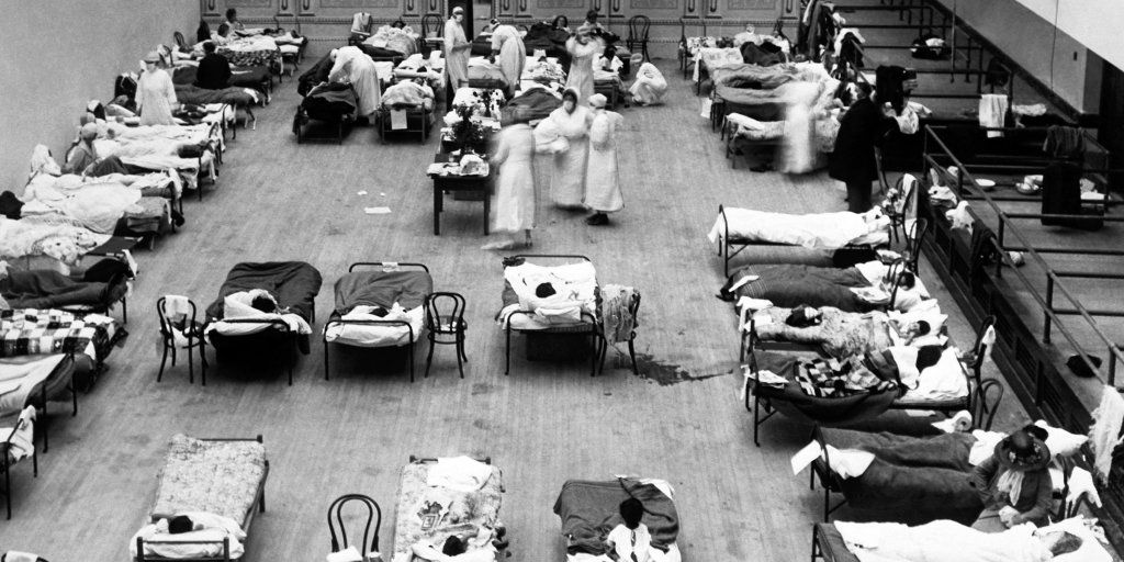 Πώς η πανδημία του 1918 κρούει τον κώδωνα του κινδύνου για το μέλλον