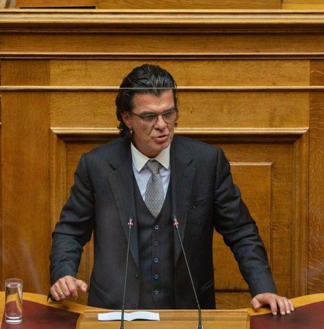 Η δήλωση του Βουλευτή της Ν.Δ. κ. Ανδρέα Πάτση για την ένταξη Κοινοτήτων της Π.Ε. Γρεβενών στις περιοχές που πλήττονται από Ειδικά Μειονεκτήματα