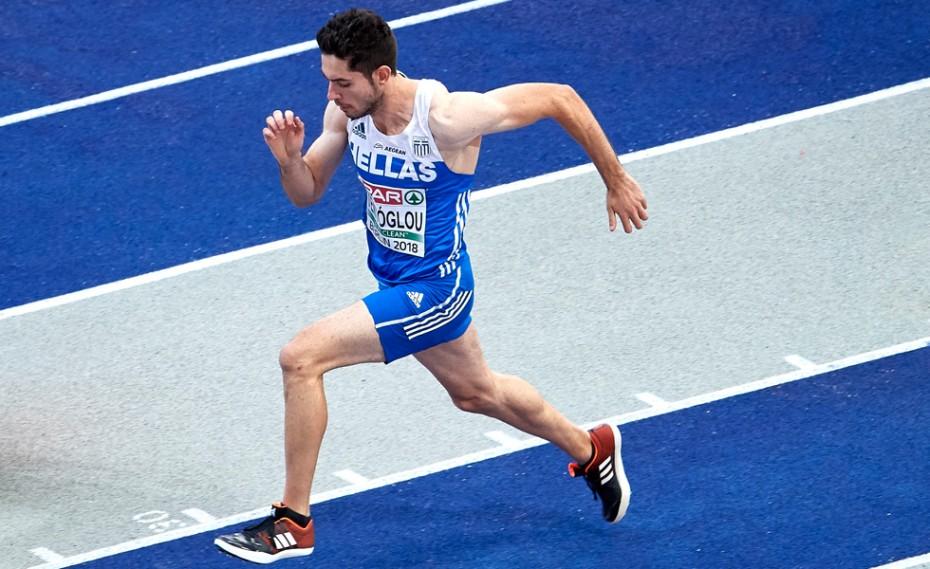 Πρωταθλητής Ευρώπης και στον κλειστό στίβο, ο Μίλτος Τεντόγλου