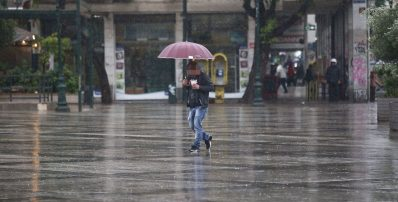 Καιρός: Βροχές και καταιγίδες σήμερα -Ισχυρά φαινόμενα από το απόγευμα, πού θα χιονίσει
