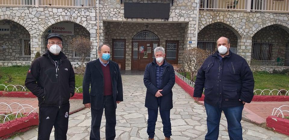 Πραγματοποιήθηκε έκτακτη σύσκεψη στο Δήμο Δεσκάτης για τις υλικές ζημιές που προκλήθηκαν από τον σεισμό