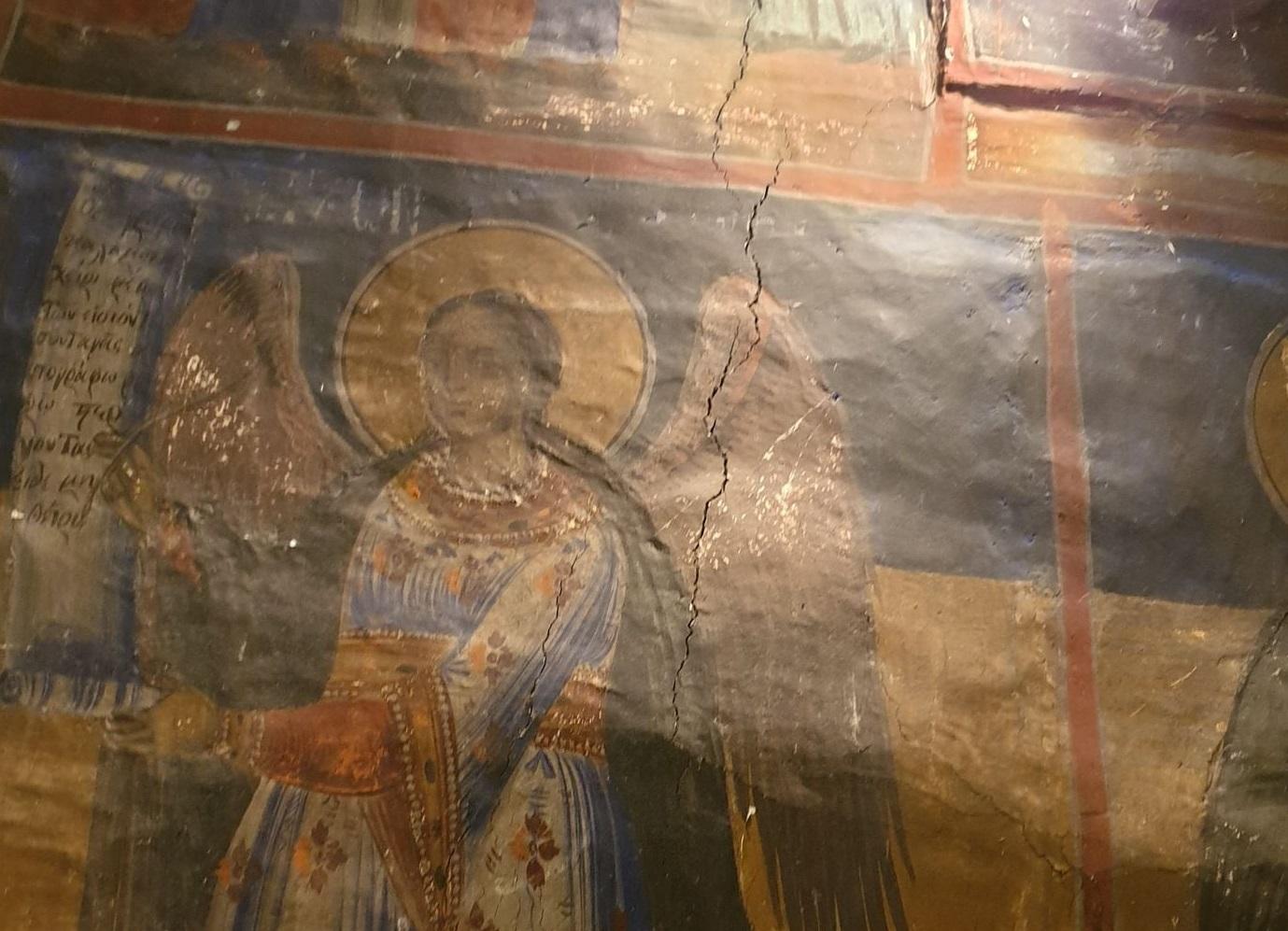 Επίσκεψη του Σεβασμιότατου Μητροπολίτη Γρεβενών κ. Δαβίδ στους Ιερούς Ναούς του Δήμου Δεσκάτης