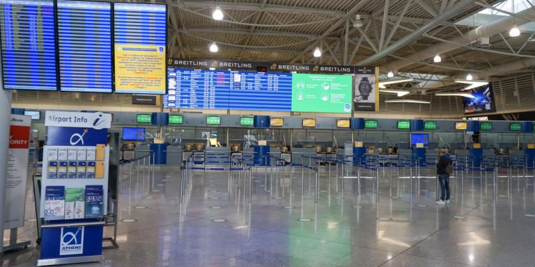 ΥΠΑ: Έως Δευτέρα 8 Μαρτίου συνεχίζονται οι περιορισμοί στις πτήσεις εσωτερικού- Οι εξαιρέσεις
