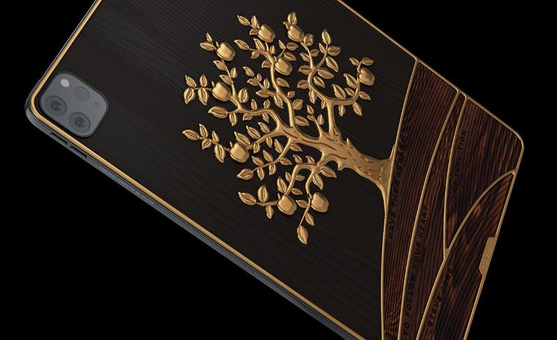 Εταιρεία έβγαλε iPad Pro με ένα κιλό χρυσό πάνω του- Πόσο κοστίζει