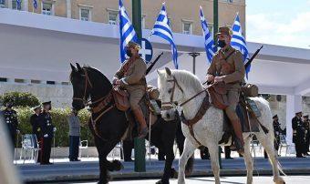 Η Ελλάδα γιορτάζει τα 200 χρόνια από την επανάσταση του 1821