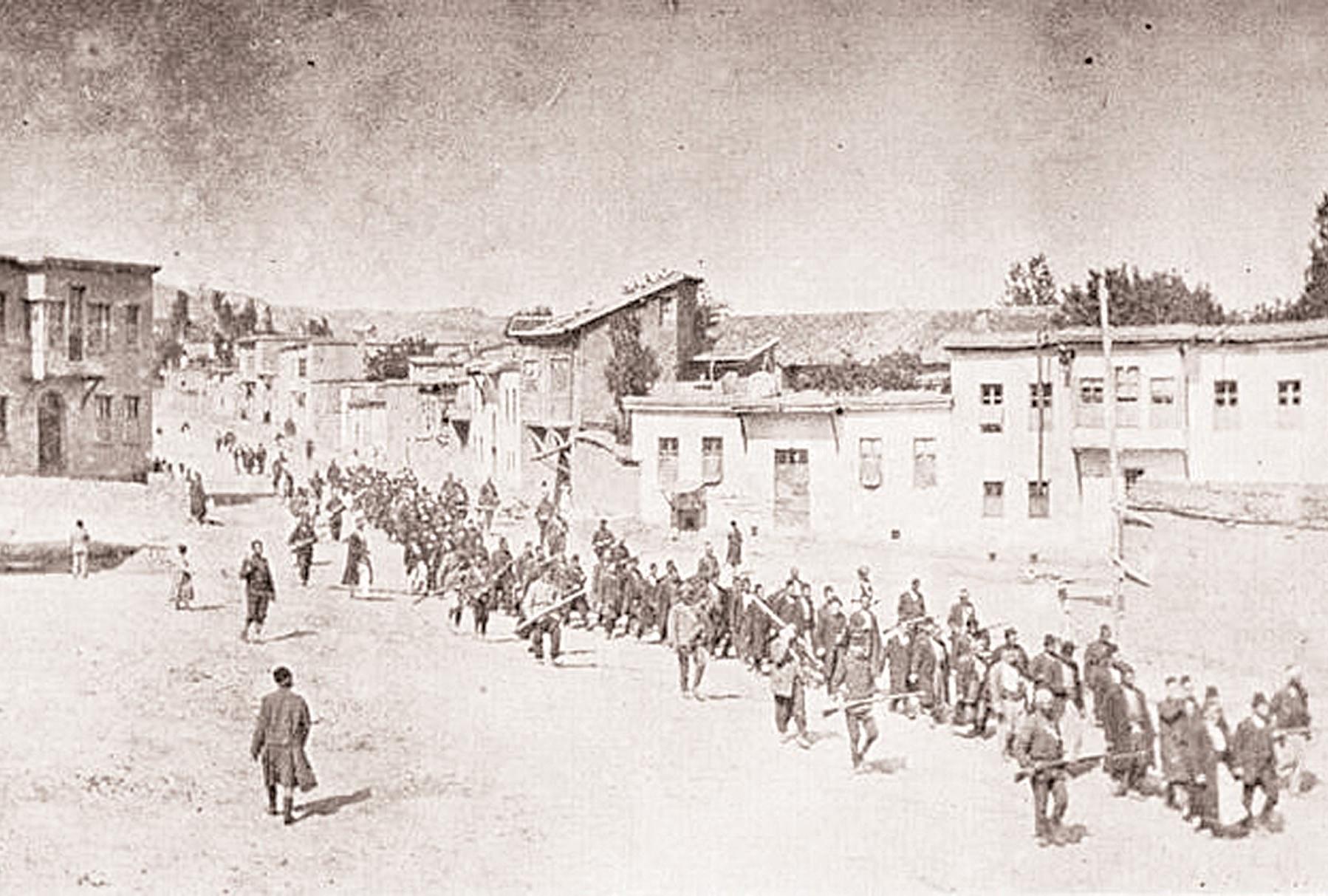 Γενοκτονία Αρμενίων: Η φρικιαστική εξόντωση ενός λαού που η Τουρκία θέλει να ξεχάσουμε (Φωτογραφίες)