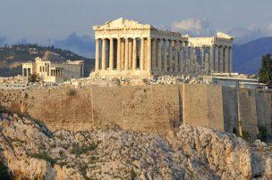 Καλλιόπη Βέττα: Πρωτοφανής η βεβήλωση του Ιερού Βράχου στην Ακρόπολη (Φωτογραφία)