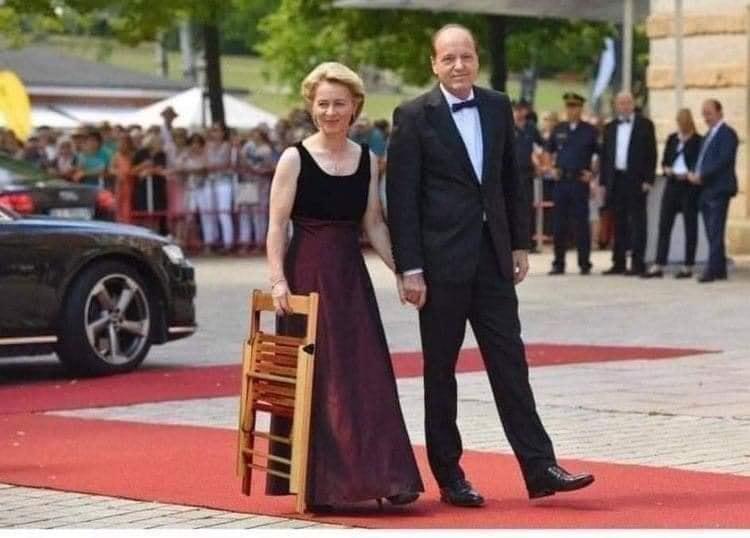 Έτοιμη…δηλώνει πλέον η Ursula Von Der Leyen…για την Επόμενη Επίσκεψη στην Τουρκία…*Του Ευθύμη Πολύζου