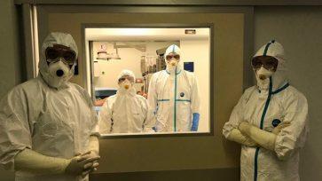 Κορωνοϊός: 2.781 νέα κρούσματα, 63 θάνατοι, 805 διασωληνωμένοι
