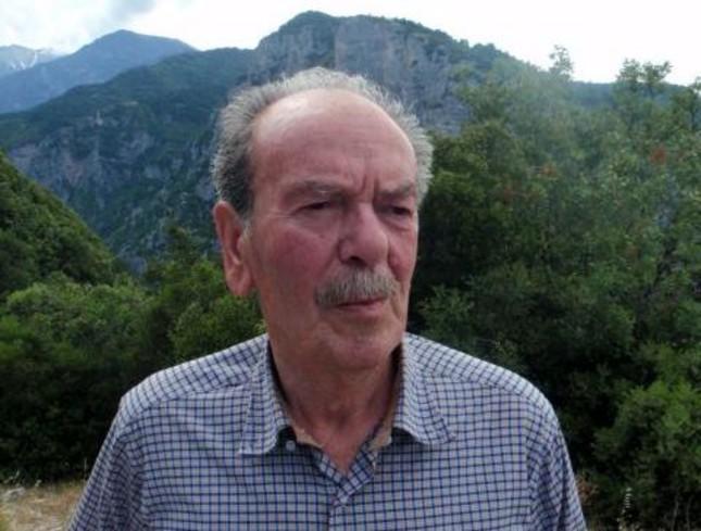 Πέθανε ο θρύλος της ορειβασίας Κώστας Ζολώτας – Ο τελευταίος μεγάλος οδηγός των ορειβατών του Ολύμπου