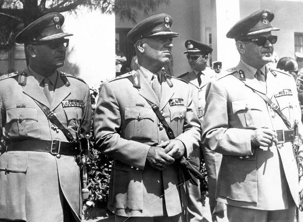 Το Πραξικόπημα της 21ης Απριλίου 1967