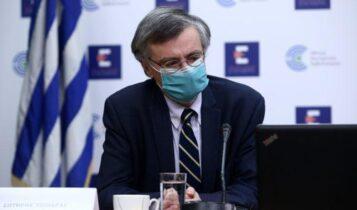 Τσιόδρας: Πότε θα βγάλουμε τις μάσκες -Τι είπε για τους εμβολιασμένους