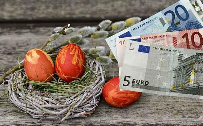 Δώρο Πάσχα 2021: Πότε θα καταβληθεί στους εργαζομένους- Πώς υπολογίζεται