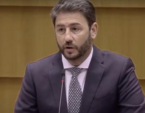 Νίκος Ανδρουλάκης στο Ευρωπαϊκό Κοινοβούλιο: Αναγκαία η διατήρηση της ιστορικής μνήμης και η αναγνώριση της Γενοκτονίας των Ποντίων