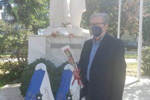 Το μήνυμα του Δημάρχου Νεστορίου Χρήστου Γκοσλιόπουλου για την Πρωτομαγιά