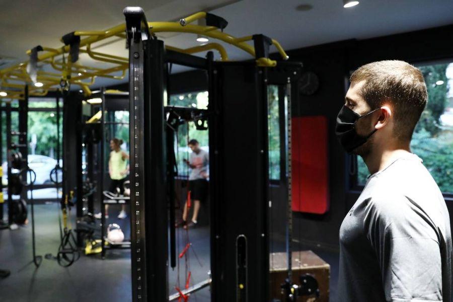 Ανοίγουν αύριο τα γυμναστήρια με διπλή μάσκα και self test -Ολα όσα πρέπει να γνωρίζουν αθλούμενοι και προσωπικό