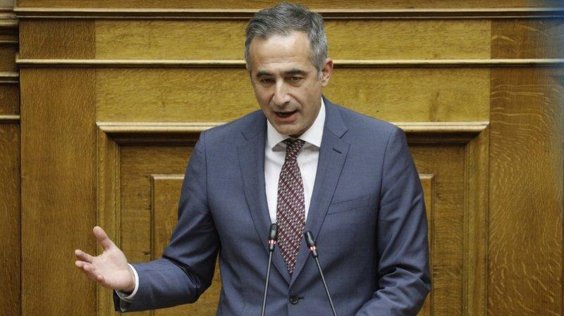Ομιλία του Βουλευτή Π.Ε. Κοζάνης Στάθη Κωνσταντινίδη στο Νομοσχέδιο του Υπουργείου Δικαιοσύνης αναφορικά με τις σχέσεις γονέων και τέκνων (Βίντεο)
