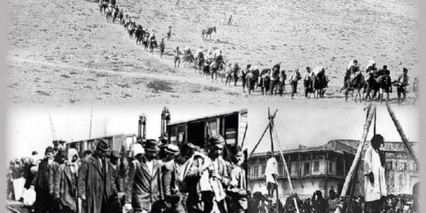 Το μήνυμα για την Γενοκτονία των Ποντίων από τον ΣΥΡΙΖΑ Γρεβενών