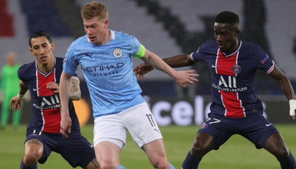 Champions League: Man.City – PSG στις 22:00, για το 1ο εισιτήριο του τελικού