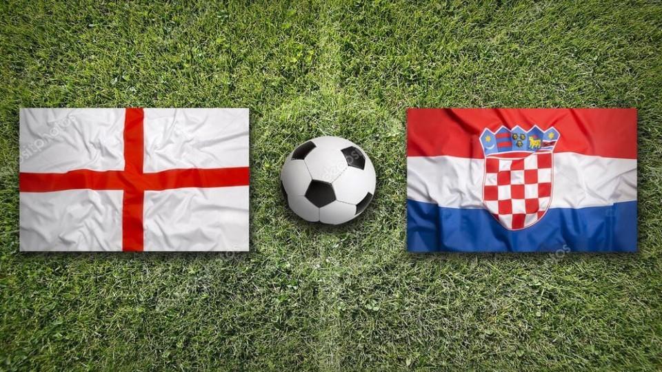 Εuro 2020: Αγγλία-Κροατία στις 16:00, στο Γούεμπλεϊ με 22.500 θεατές, ζωντανά από τον ΑΝΤ1