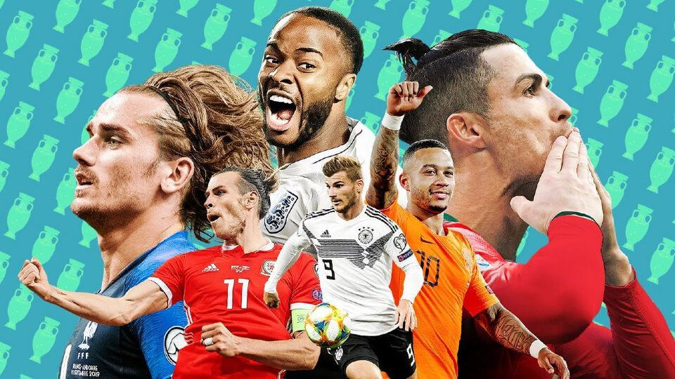 Λιγότερο από 10 ημέρες, για το Euro 2020