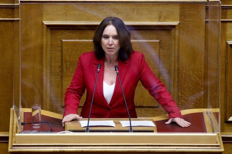 Καλλιόπη Βέττα: Κοινοβουλευτική ερώτηση για την ανάγκη διατήρησης τραπεζικού καταστήματος στα Σέρβια