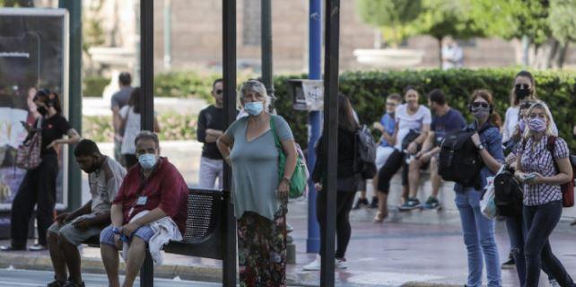 Κορωνοϊός: 1.112 νέα κρούσματα, 445 διασωληνωμένοι, 34 θάνατοι