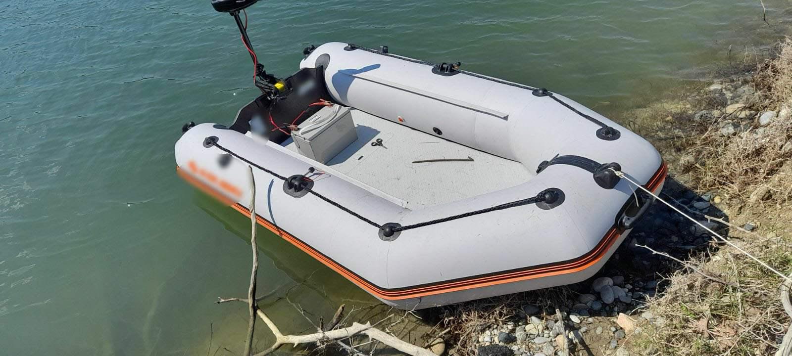Σύλληψη δυο ατόμων στη λίμνη Ιλαρίωνα για παράνομη αλιεία (Φωτογραφίες)