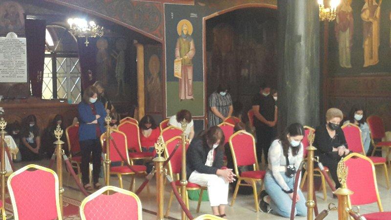 Ιερά Μητρόπολη Γρεβενών: Τέλεση Παρακλήσεως για τους μαθητές που γράφουν Πανελλήνιες Εξετάσεις