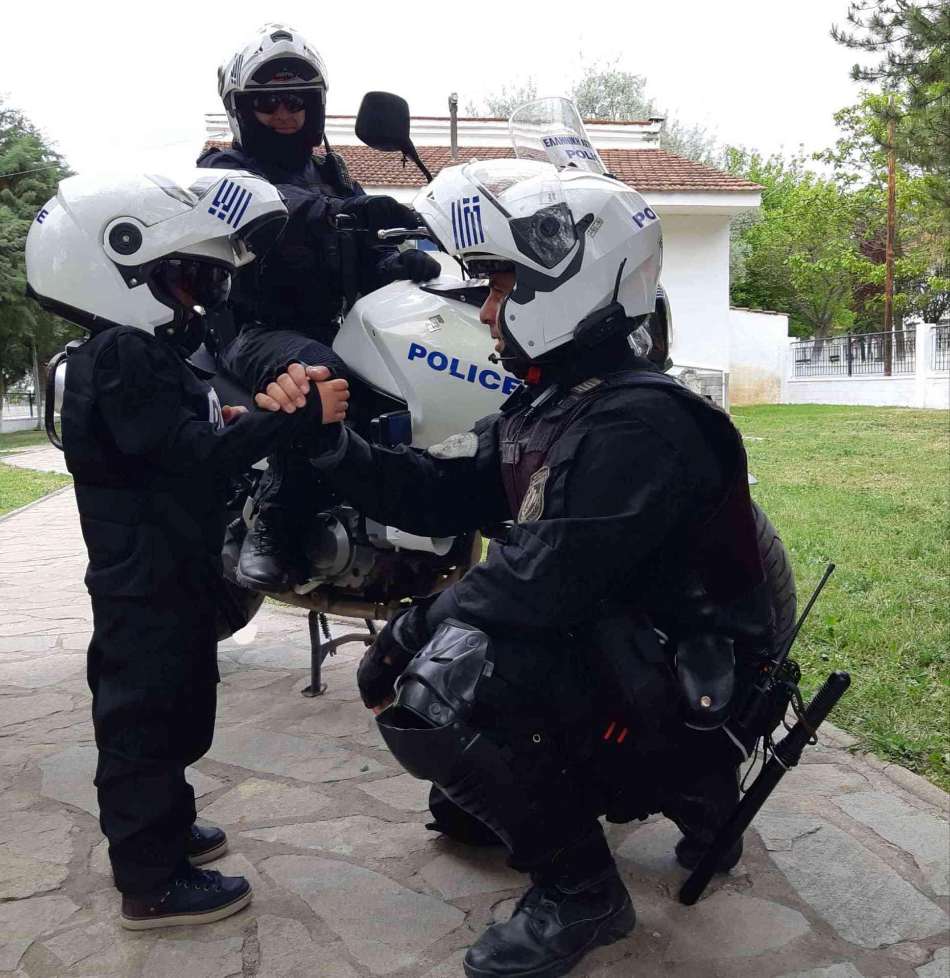 Η Γενική Περιφερειακή Αστυνομική Διεύθυνση Δυτικής Μακεδονίας για την αυριανή γιορτή του πατέρα