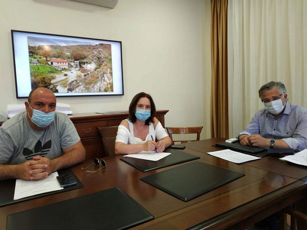 Καλλιόπη Βέττα: Επίσκεψη στο Δήμο Βοίου – Κατάθεση Κοινοβουλευτικής Ερώτησης για τη μετεγκατάσταση των χωριών που είχαν πληγεί από τον σεισμό του 1995