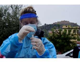 Κορωνοϊός: 835 νέα κρούσματα -22 θάνατοι, 343 διασωληνωμένοι