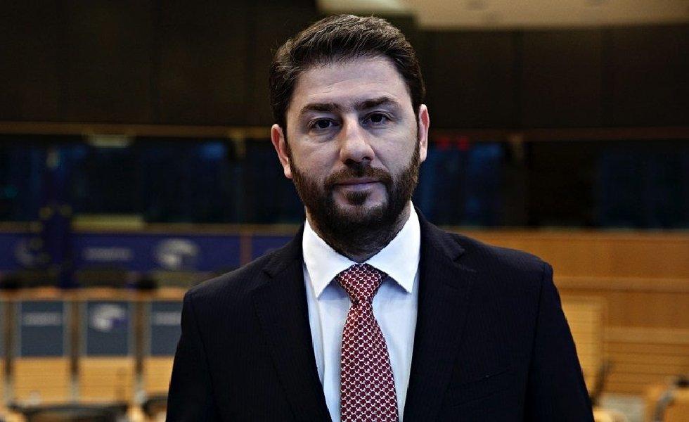Νίκος Ανδρουλάκης: Προτεραιότητά μου να δυναμώσει η παράταξή μας και όχι οι συμμαχίες με άλλα κόμματα