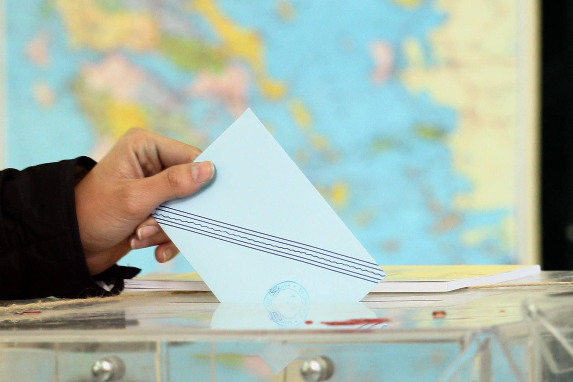 Ο νέος εκλογικός νόμος για τις Δημοτικές και Περιφερειακές εκλογές
