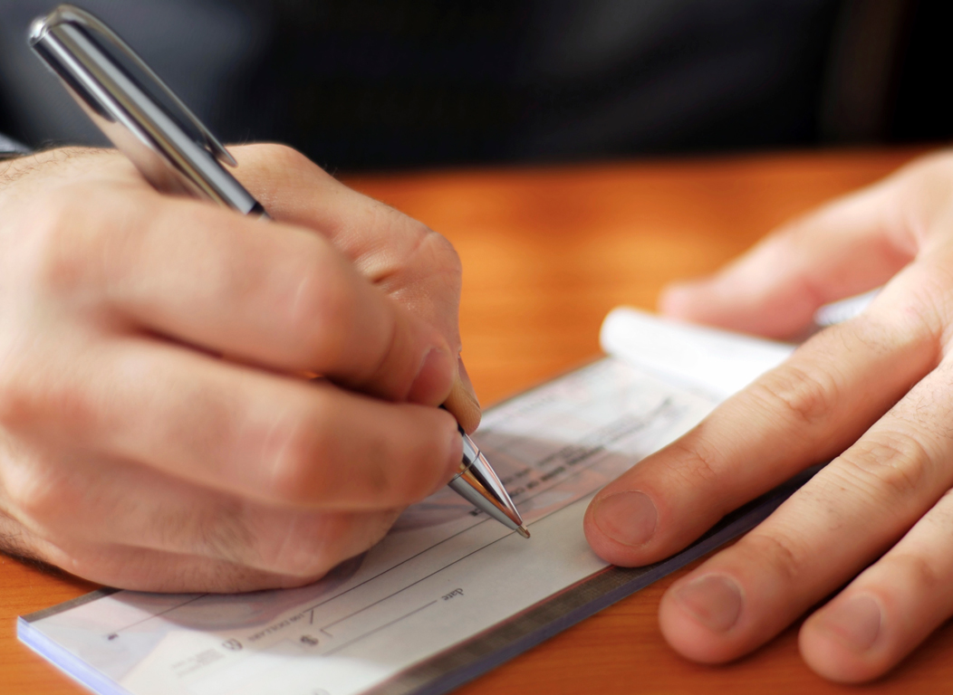Έως 7 Ιουνίου η διαδικασία δήλωσης για τη ρύθμιση επιταγών
