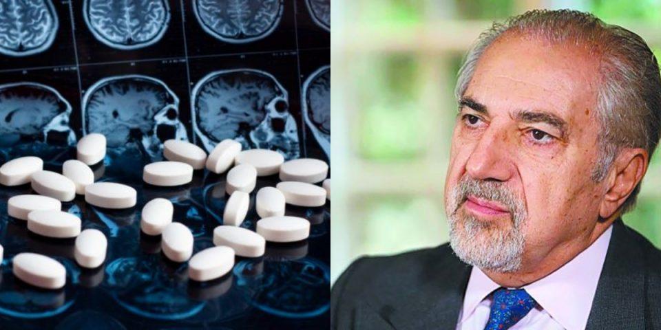 Ο Έλληνας πίσω από το ελπιδοφόρο φάρμακο για το Αλτσχάιμερ