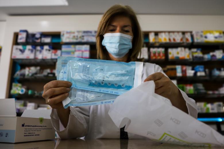 Self test – Από σήμερα η δωρεάν διάθεση στους μαθητές από τα φαρμακεία