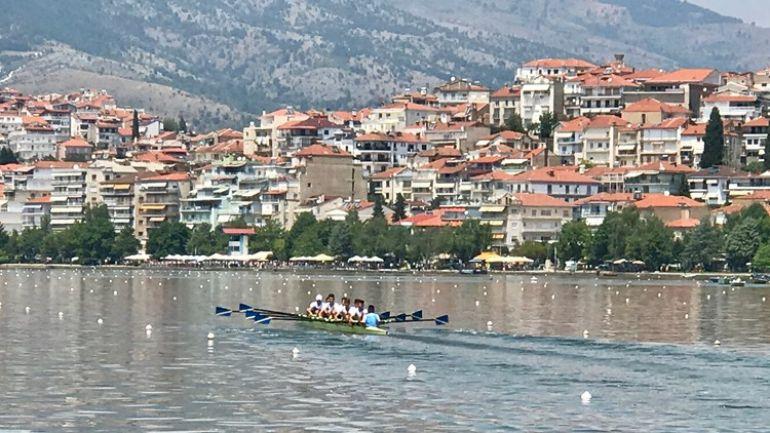 Ρεκόρ συμμετοχών στο Πανελλήνιο Πρωτάθλημα Κωπηλασίας στην Καστοριά-Το ρεπορτάζ της ΕΡΤ (Βίντεο)