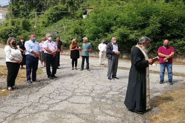 Εκδήλωση μνήμης στην μαρτυρική Λάγκα Καστοριάς (Φωτογραφίες)