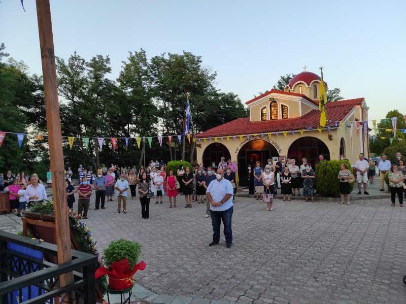 Ιερά Μητρόπολη Γρεβενών: Εορτή Αγίας Οσιομάρτυρος Παρασκευής