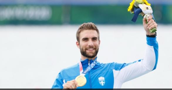Ολυμπιακοί Αγώνες, Κωπηλασία: Χρυσός Ολυμπιονίκης ο Γιαννιώτης Στέφανος Ντούσκος!