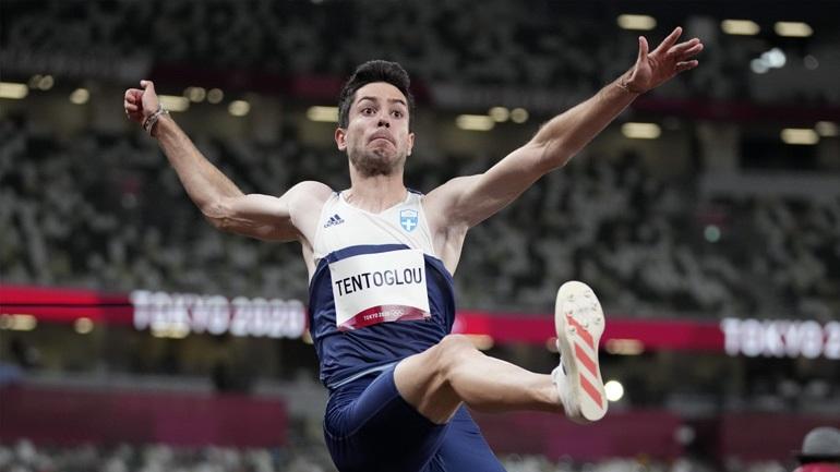 Ολυμπιακοί Αγώνες 2021: «Πέταξε» στον τελικό ο Μίλτος Τεντόγλου με άλμα 8.22 [βίντεο]