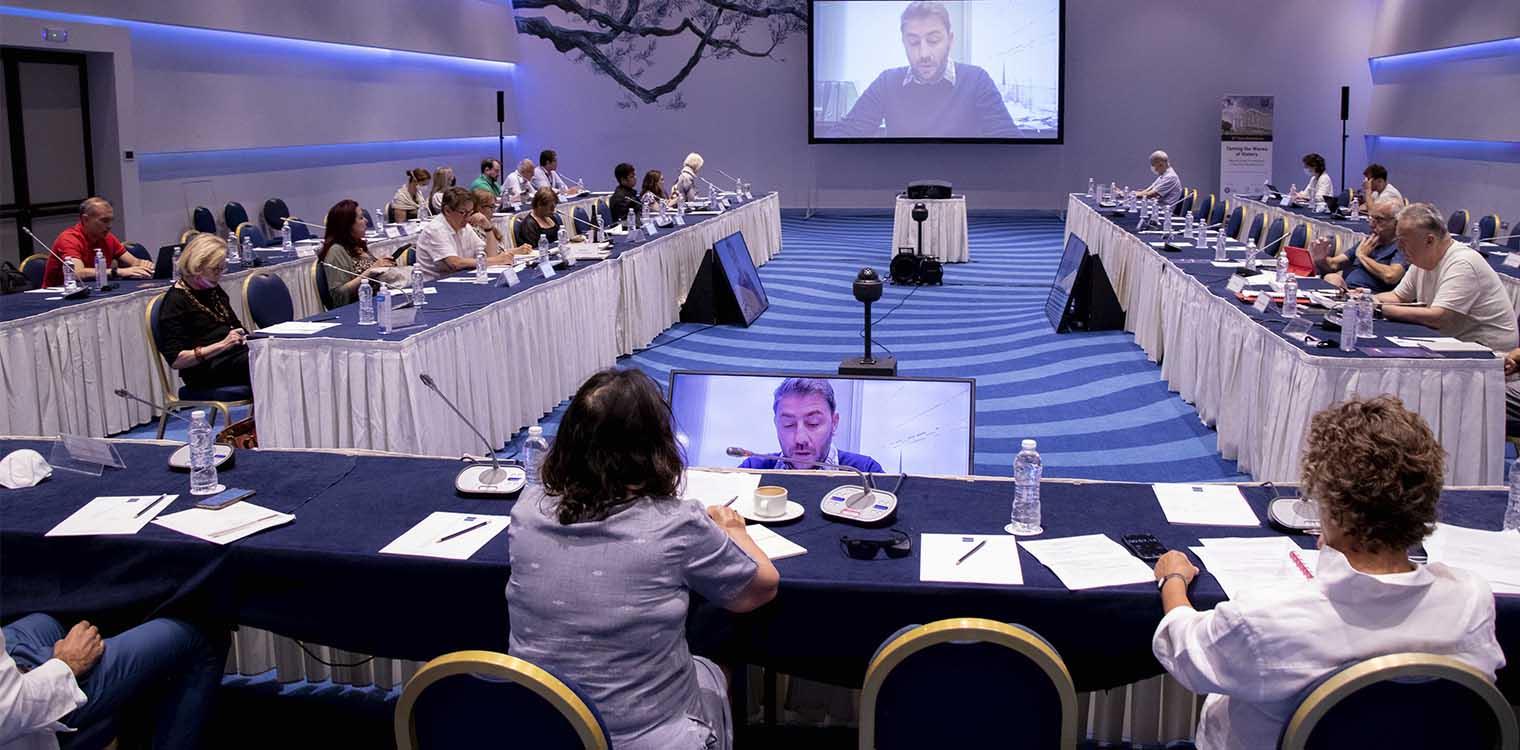 Ν. Ανδρουλάκης: Η ΕΕ δεν χρειάζεται κατ' ανάγκη αναθεώρηση των Συνθηκών αλλά πολιτική βούληση και αποφασιστικότητα