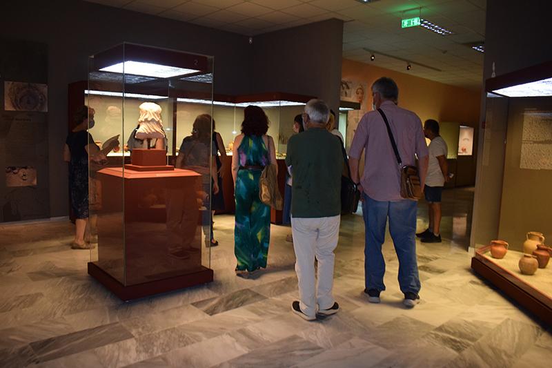 Εφορεία Αρχαιοτήτων Κοζάνης: Θεατρική παράσταση «πεθαίνω σαν χώρα » -12 Ιουλίου στην Αρχαία Πόλη της Αιανής.